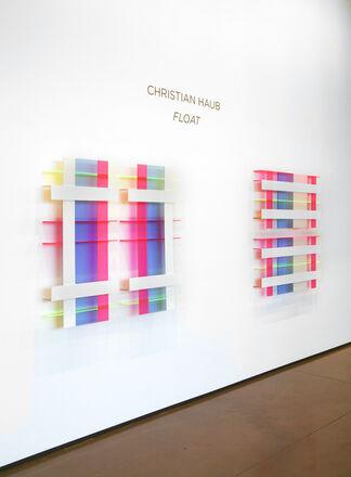 "Christian Haub - ""Float"", installation view"