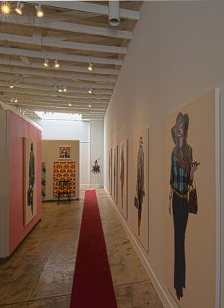 Courtney Forever, installation view