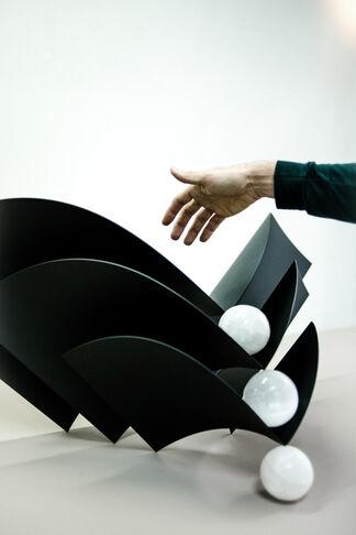 SIRIN at Art Paris 2020, installation view