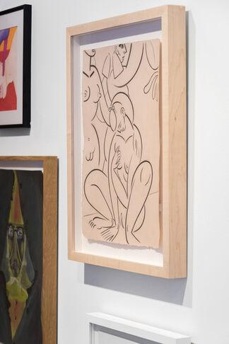 In Paper We Trust, installation view