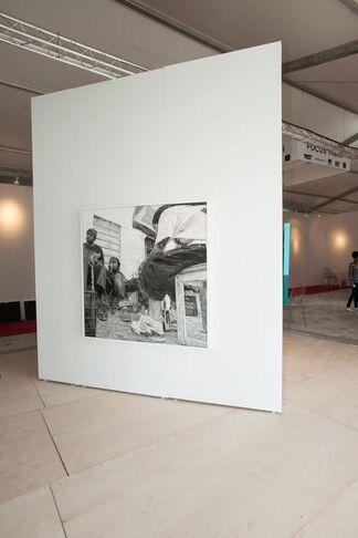 Yeelen Gallery at Art Wynwood 2016, installation view