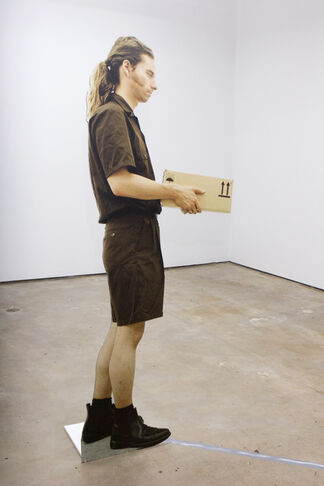 """Richard Hoeck and John Miller """"Something for Everyone"""", installation view"""
