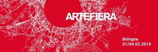 MC2Gallery at Artefiera Bologna 2019, installation view