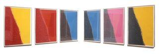 Andy Warhol Diamond Dust & Shadows, installation view
