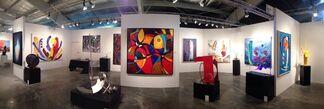 Samuel Lynne Galleries at Art Aspen 2014, installation view