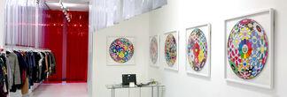Takashi Murakami Exhibition in London Regents Street, installation view