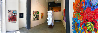 URBAN FLORA: Featuring Anna Kincaide, Greg Miller + Penelope Gottlieb - New York, installation view