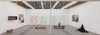Galerie Valentin at Art Brussels 2015, installation view