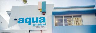 Space 776 at Aqua Art Miami 2016, installation view