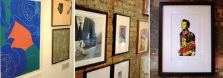 Jane Simpson: Publisher, installation view