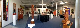 The Annex: Trent Burkett, David Wetzl, and other artists, installation view