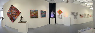 Alexander Chambers at SCOPE Miami Beach 2016, installation view