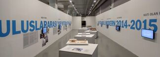 YAP Istanbul Modern: Young Architects Program, installation view