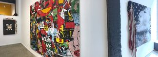 """Deconstructing Allusion"" Featuring Greg Miller - New York, installation view"