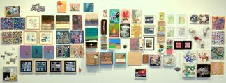CHAOS!!! 2015 - Ro2 Art 3rd Annual Small Works Show, installation view