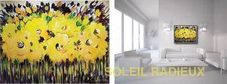 Soleil Radieux, installation view