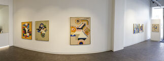 Karl Hagedorn - Works from the Estate, installation view
