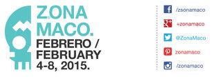Eduardo Secci Contemporary at Zona Maco 2015, installation view