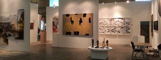 Galeria El Museo  at ARTBO 2014, installation view