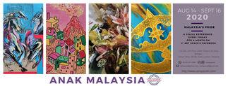 Anak Malaysia <Malaysia's Pride>, installation view