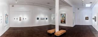 Greg 'Craola' Simkins: The Escape Artist, installation view
