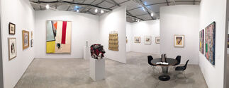 Allan Stone Projects at Art Miami 2014, installation view