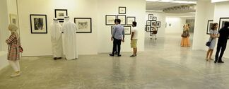 50 YEARS OF PRINTMAKING, Mohammed Omar Khalil, installation view