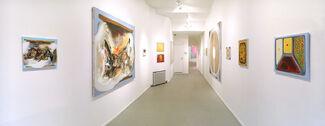 "Jennifer Coates, ""All U Can Eat"", installation view"