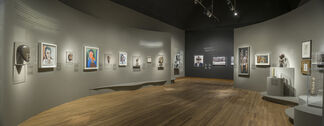 From Africa to the Americas: Face-to-face Picasso, Past and Present, installation view
