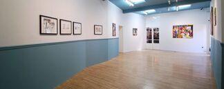 C&C Gallery at London Art Fair 2018, installation view