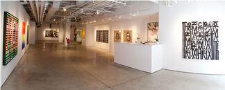 Inaugural Exhibition: SOHO ARTS CLUB, A RETROSPECTIVE, installation view