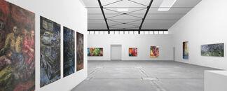 Nachume Miller, installation view
