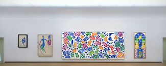 THE OASIS OF MATISSE, installation view