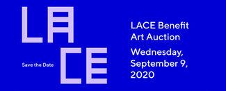 LACE Benefit Art Auction 2020, installation view
