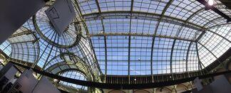 Armel Soyer at Art Paris 2014, installation view