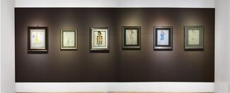 Dalí in Brussels. An unknown story, installation view