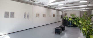 Lisa Kokin - facsimile, installation view