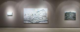 "Kim Chong Hak  ""Winter Solitude"", installation view"
