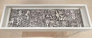 Jean Dubuffet: Prints & Multiples, installation view