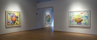 Joseph Raffael: Moving Toward the Light, installation view