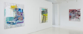 Alyse ROSNER: 7 PAINTINGS, installation view