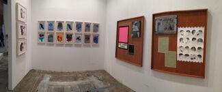 Galeria El Museo  at ARTBO 2015, installation view