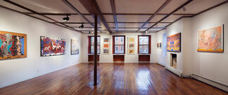 Landscapes of the Mind, installation view