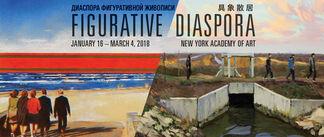 Figurative Diaspora, installation view
