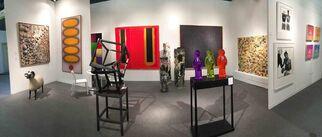 SPONDER GALLERY at Art Miami New York 2015, installation view