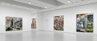 Neo Rauch: At the Well, installation view