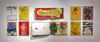 Hanefi Yeter: Notebook, installation view