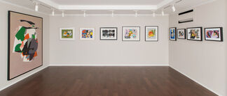 Beatrice Mandelman And The Sixties, installation view