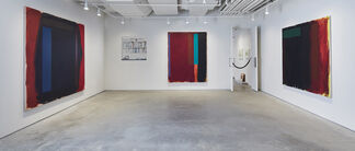 Doug Ohlson:  The Dark Paintings, c. 1990, installation view