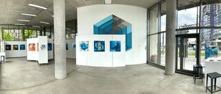 Cubes 4.0, installation view